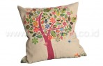 Bantal Sofa Decorative Motif Art of Tree Q211